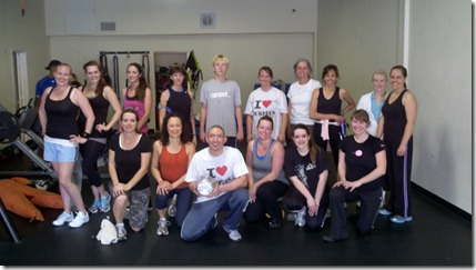 westlake village boot camp, fundraiser for japan