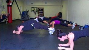 westlake village boot camp, miguel's boot camp, plank